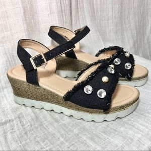 Girl's Sandals | Size 3